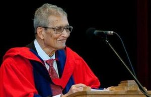 Nobel Laureate Amartya Sen Receiving UBC Honorary Degree (Video Recording)