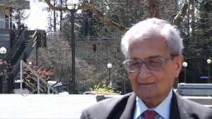 Dr. Amartya Sen on Tagore's Significance (Video Interview)