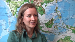 Indonesian Street Vendors Imagine Democracy (Video Interview with Dr. Sheri L. Gibbings)