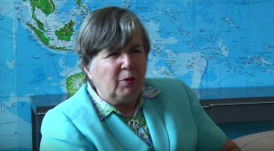 Canada-China Education Projects (Video Interview with Dr. Ruth Hayhoe) (Part 1/2)