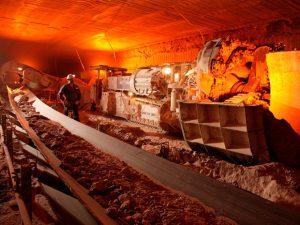 Canadian Potash Mine   (Source: business.financialpost.com)