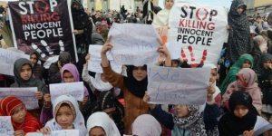 Protests against Shia Killings