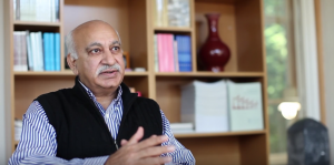 India: Problems and Promise (Video Interview with M.J. Akbar)