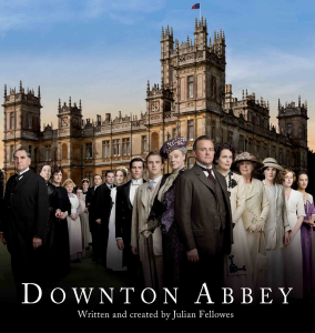 The popular series Downton Abbey (Source: http://orchardcovephotography.com)