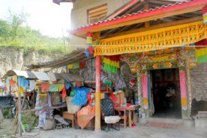 A Tibetan homestay in Jiuzhaigou National Park (Image by Stephanie Zughbi; used with permission).