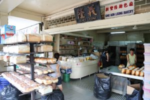 Ghee Leong Bakery in Whampoa (photo credit: Jimmy Oh)