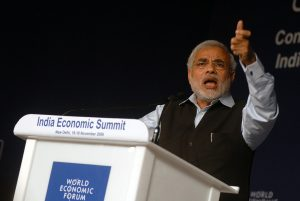 How Narendra Modi pulled off his historical victory hints at the priorities that will define his imminent premiership (credit: World Economic Forum).