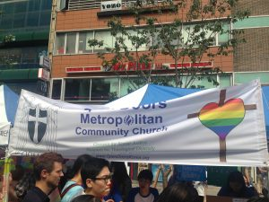 Integrating Sexual Minorities in South Korea