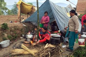 Some of the hardest hit by the recent earthquake are poor, rural residents (Credit: plan-international.org).