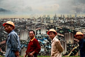 Urbanized Interfaces: Chinese Visual Arts in the Age of Urbanization