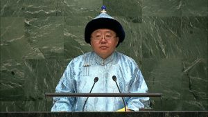Permanent Neutrality Debate in Mongolia