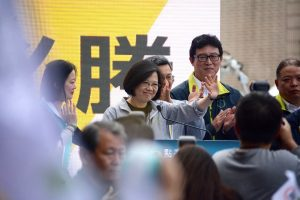 Taiwan's 2016 elections: An exercise in generational change