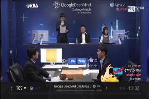 Hope or Worry for the Future? Google DeepMind's AlphaGo vs. Lee Sedol in Seoul