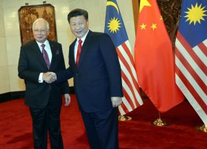 China's ambitions welcomed in Kuala Lumpur?