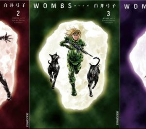 """We Are Soldiers, Bolting Across the Heavens: Women's Contradictory Empowerment and Sisterhood in Shirai Yumiko's """"Wombs"""""""